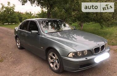 BMW 525 і 2001
