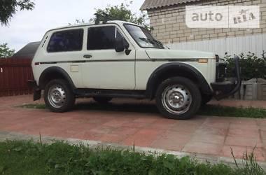 ВАЗ 2121 2121 1.6 1986