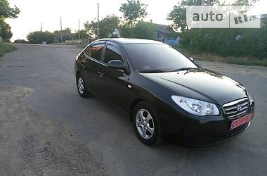 Hyundai Elantra AVTOMAT 2010