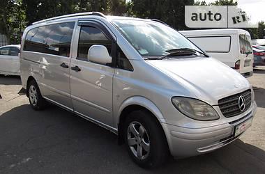 Mercedes-Benz Vito пасс. 115 CDI 2006