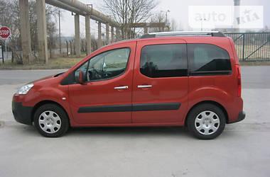 Peugeot Partner пасс. Tepee Family 2010