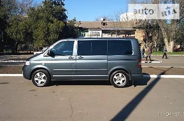 Volkswagen Multivan 3.2 V6 4Motion 2005