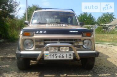 ВАЗ 2121 2121 1.6 1991