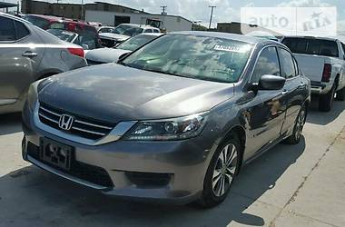 Honda Accord 2.4 I 2013