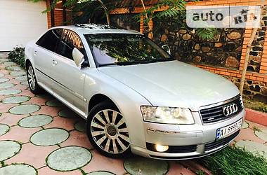 Audi A8 Quattro 2005