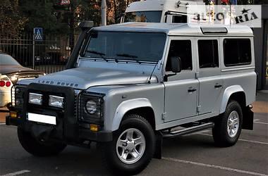 Land Rover Defender 2.4TD 2008