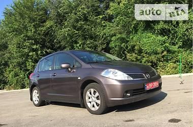 Nissan TIIDA 2007