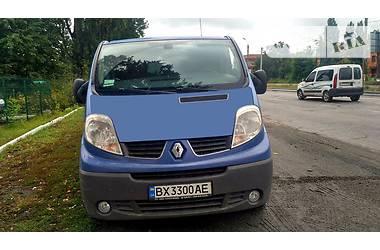 Renault Trafic пасс. dci115 2007
