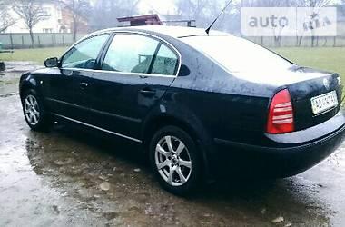 Skoda Superb 2005