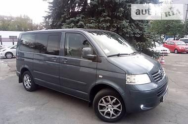 Volkswagen Multivan 3.2 V6 FULL 2006