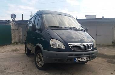 ГАЗ Соболь 2752 Комби 2003
