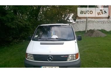 Mercedes-Benz Vito пасс. 2002