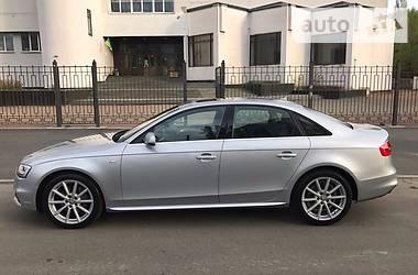 Audi A4 Quattro 2015