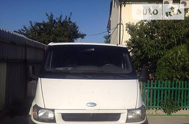 Ford Transit Chassis 2003
