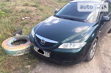 Mazda 6 1.8 2003