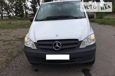 Mercedes-Benz Vito груз. 116CDI 4X4 2012