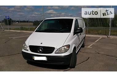 Mercedes-Benz Vito груз. 2004