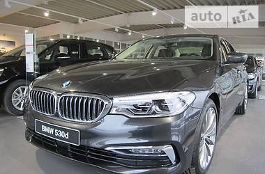 BMW 530 d xDrive G30 2016