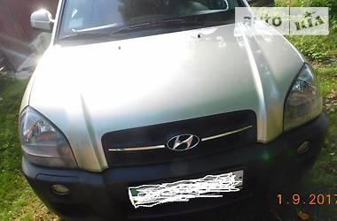 Hyundai Tucson 2.0i 2007