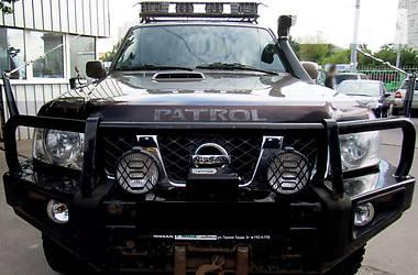 Nissan Patrol 3.0 TDI 2006