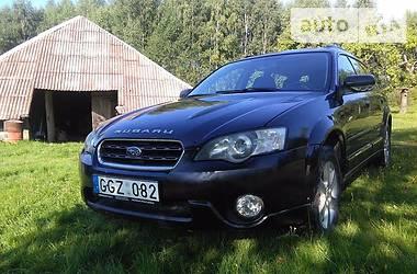 Subaru Outback 2.5i 2006