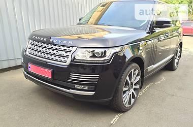 Land Rover Range Rover AUTOBIOGRAPHY 4.4 D 2013