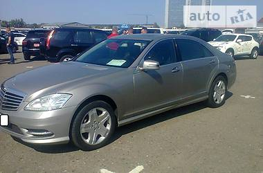 Mercedes-Benz S 350 S 350 LONG 2006