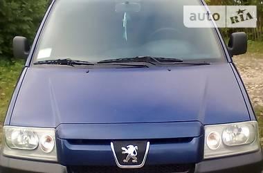 Peugeot Expert пасс. 2004