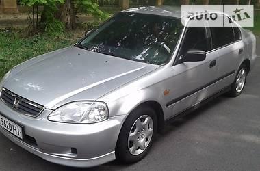Honda Civic 1.6 iSR d16y8 1998