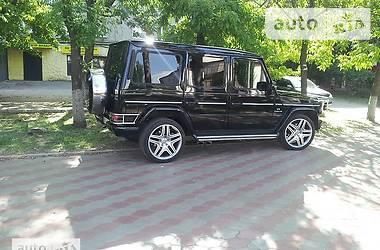 Mercedes-Benz G 55 AMG 2008