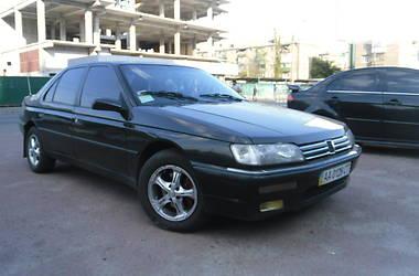 Peugeot 605 ZPJ 1993