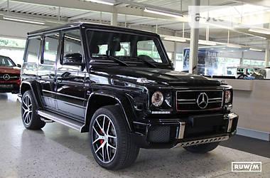 Mercedes-Benz G 63 AMG Edition W463 2017