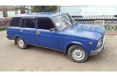 ВАЗ 2104 2007