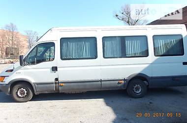 Iveco Daily пасс. 2003