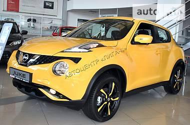 Nissan Juke 1.6 SE+ACTIVE yellow 2017