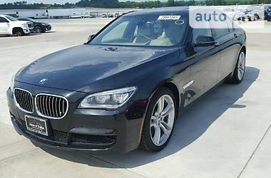 BMW 740 LI 2015