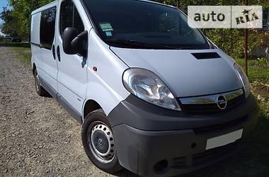 Opel Vivaro груз. L2H1 2007