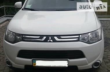 Mitsubishi Outlander 2013