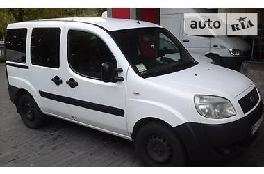 Fiat Doblo пасс. 1.3 multijet 2006