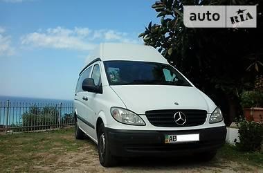 Mercedes-Benz Vito пасс. 115 CDI Lang Hoch 2005