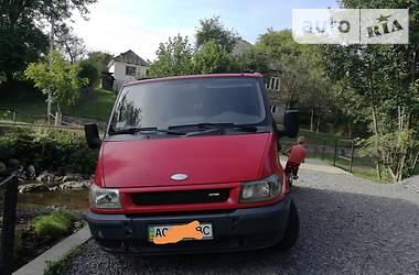 Ford Transit пасс. 2005