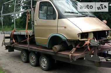 ГАЗ 3302 Газель 2001