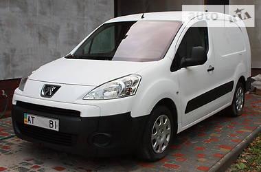 Peugeot Partner груз. Long 2009