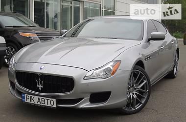 Maserati Quattroporte GTS 2017