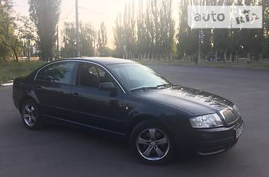Skoda Superb 2.5 2003