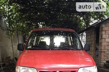 Citroen Berlingo пасс. 1999