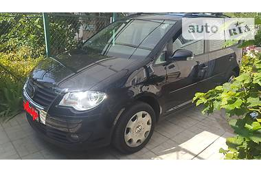 Volkswagen Touran 1.6 FSI 2008