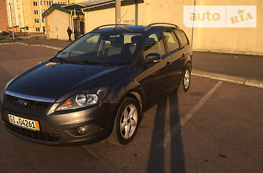 Ford Focus   1.6DTCI 2010