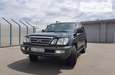 Lexus LX 470 2004