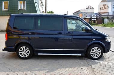 Volkswagen Multivan 2.0 2011